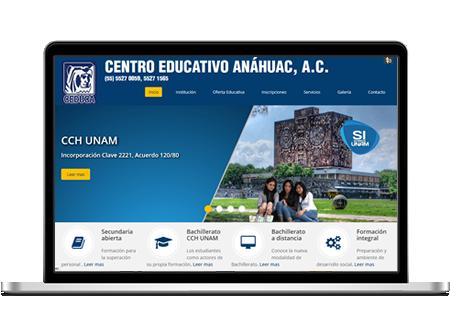 Centro Educativo Anahúac, A.C.